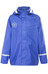 Color Kids Vatum PU Rain Jacket Dazzling Blue